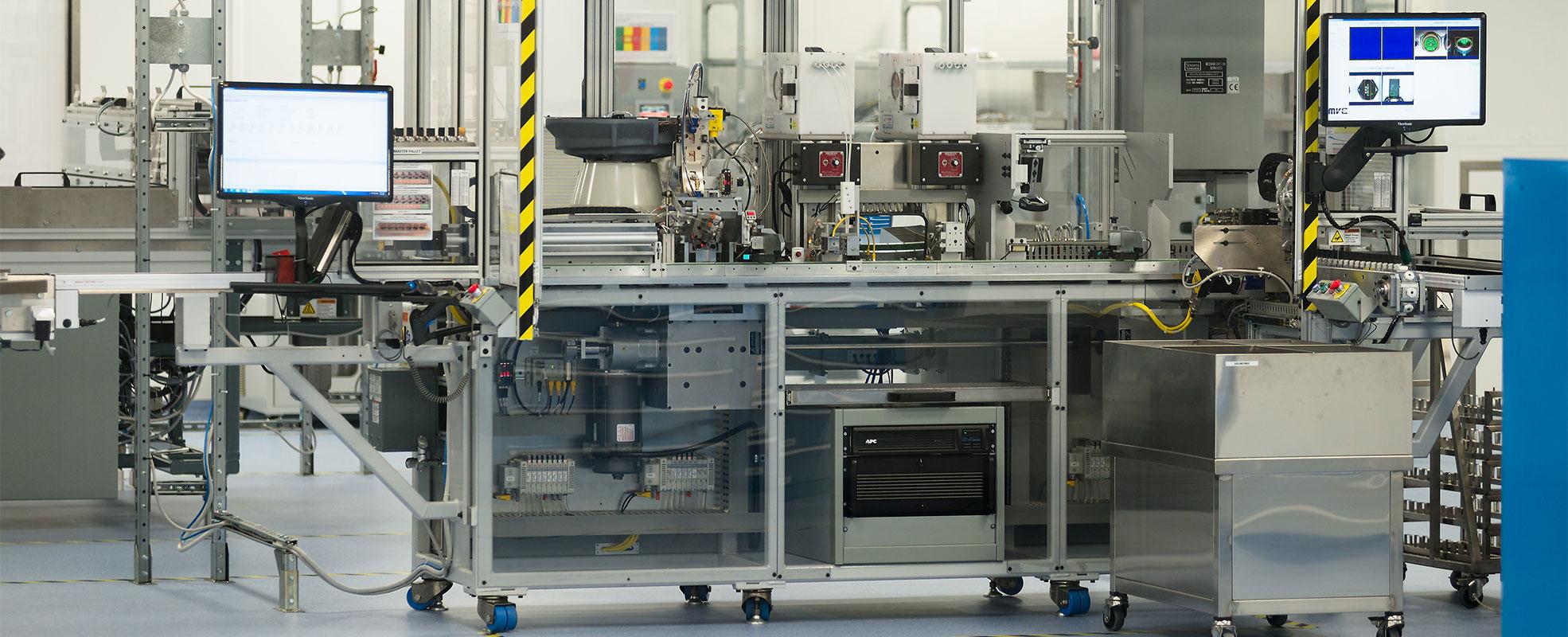 Special Purpose Machine Manufacturers in Bangalore | Servo